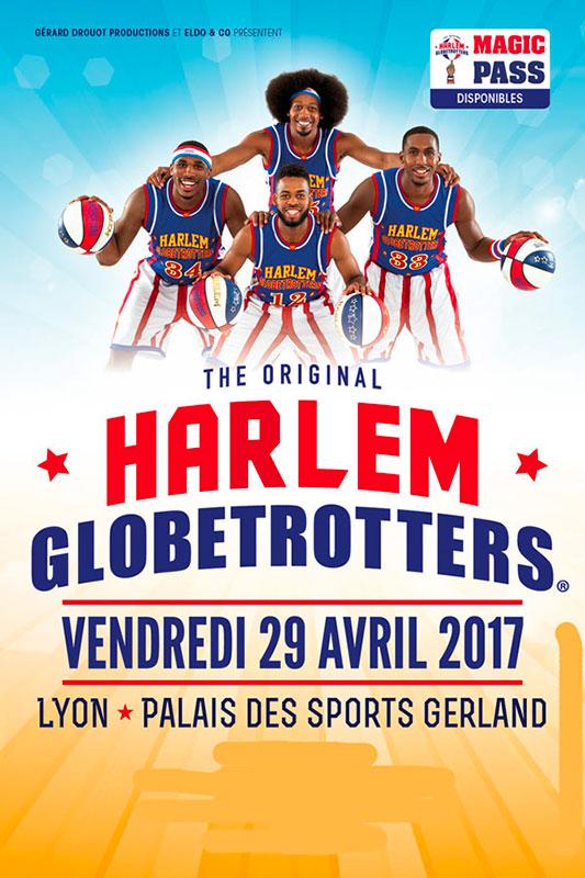 Harlem-GlobeTrotters-2ç-Avril-2017-Lyon-Gerland